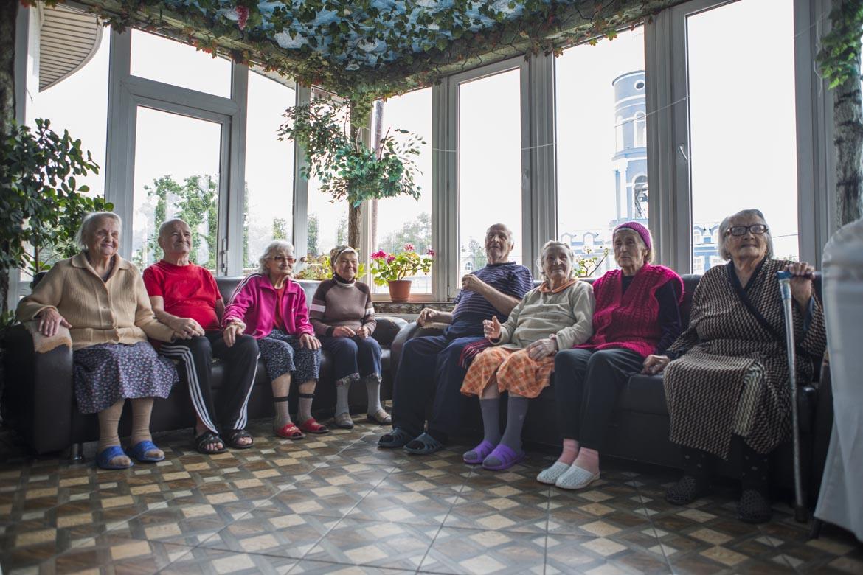 Сеть пансионатов для пожилых людей Life-Pension